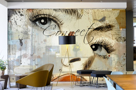 Studio Art Direct completes Hotel Eastlund artwork collection featuring Loui Jover